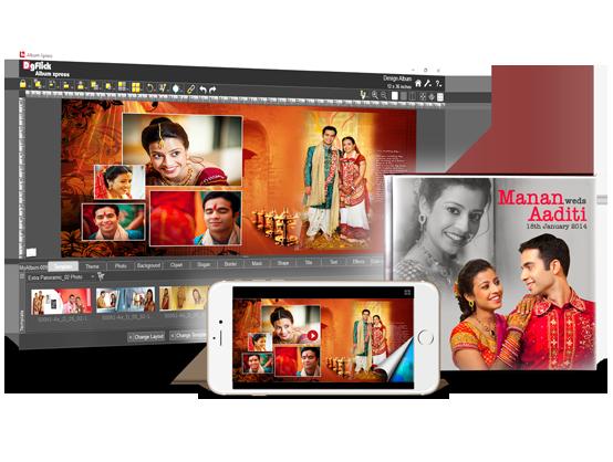 Photo Album Maker By Rajashekhar On Studios Wedding Album Design Album Design