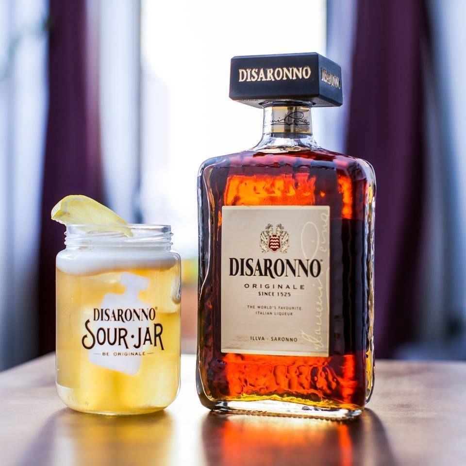 recipe: disaronno amaretto sour [27]