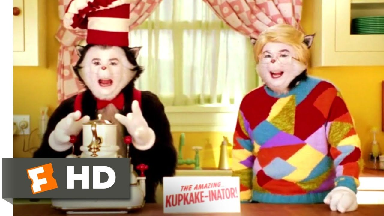 Cat In The Hat Movie Kid Movies Good Movies Favorite Movie Quotes