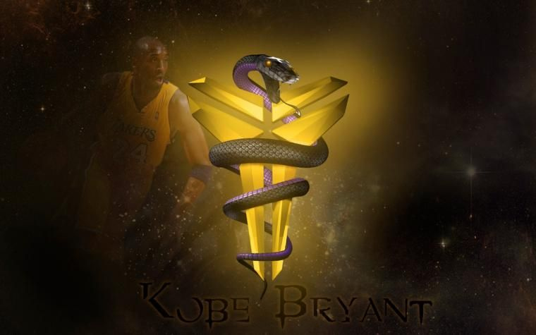 49 Kobe Bryant Logo Wallpaper On Wallpapersafari Kobe Bryant Wallpaper Kobe Bryant Black Mamba