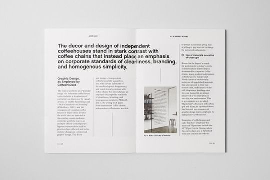 Estd 1999 An Academic Report By Sidney Lim Yx Book And Magazine Design Layout Editorial Adelman Dissertation