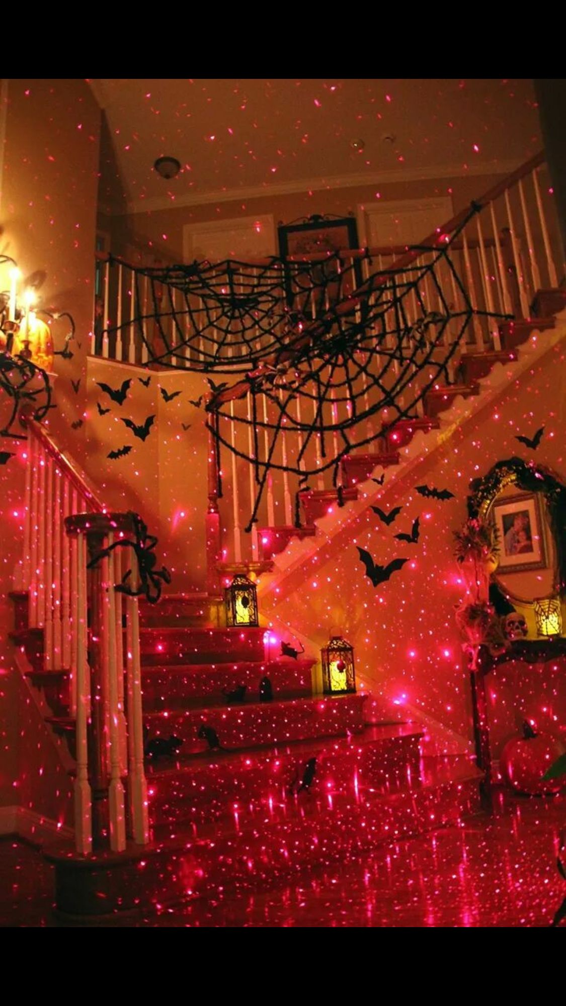 Halloween stairs halloween Pinterest - Halloween Party Decoration Ideas Adults