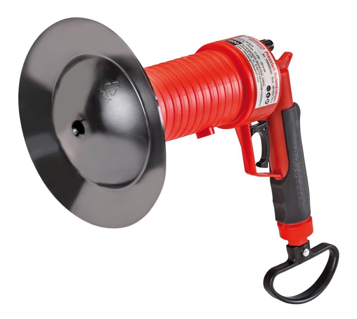 Pressluft Rohrreiniger Rothenberger Rohrreinigung mit
