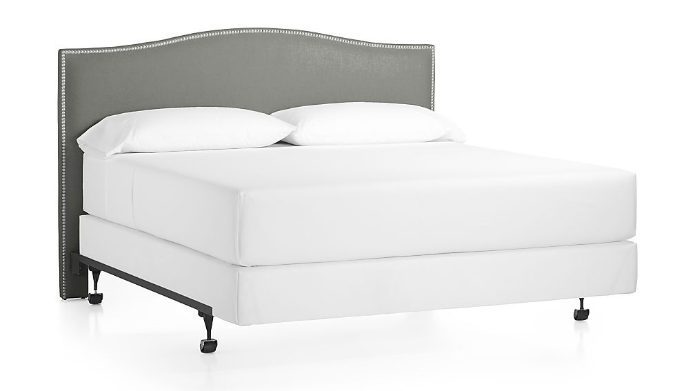 Colette King Upholstered Headboard 52 5 King Headboard