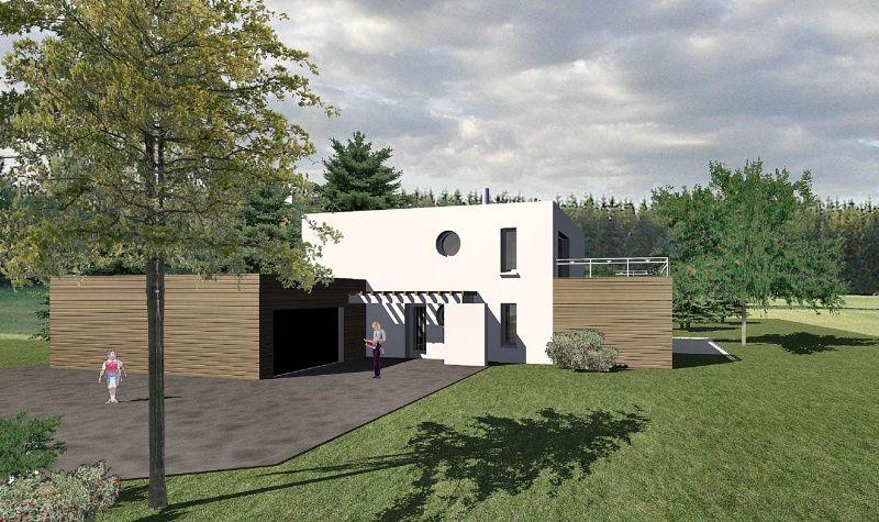 constructeur maison construction maison vosges meurthe et moselle haute saone plans de maison gratuitsplans - Plan Maison Contemporaine Gratuit