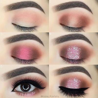 Rose Goals Liquid Eyeshadow