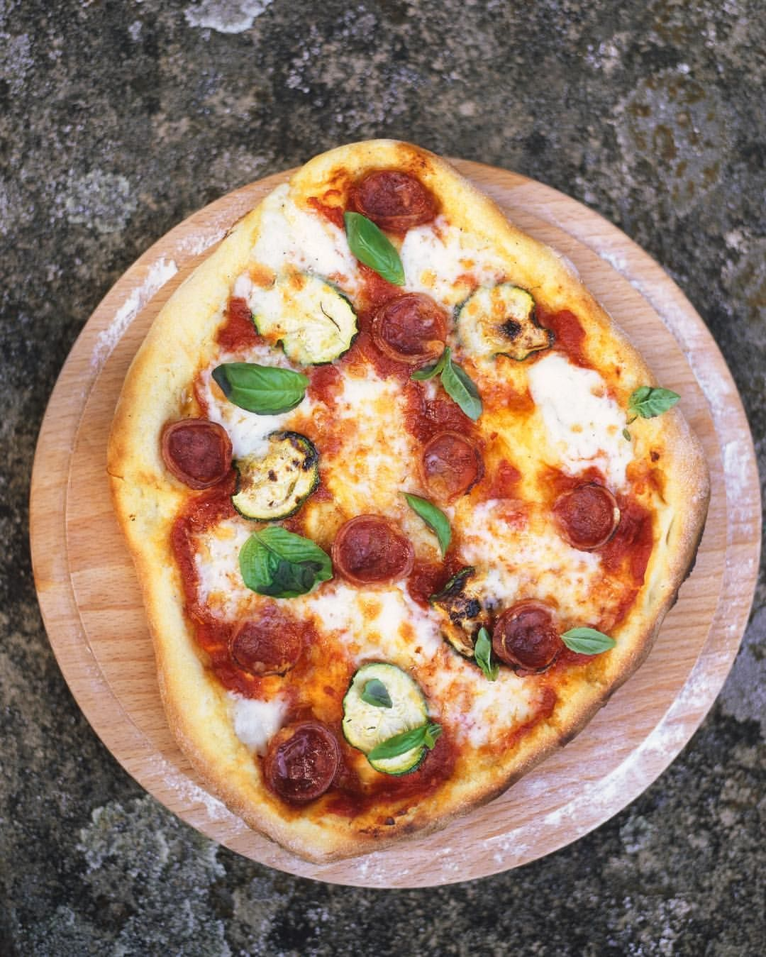 italian pizza by jamie oliver | Pizza bread recipe, Jamie ...