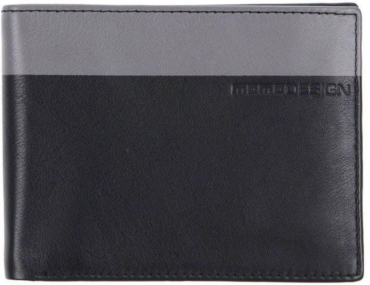 Wallets Wallet Pequeños de artículos Momo Design cuero Wallets 7CfqxxHwZ