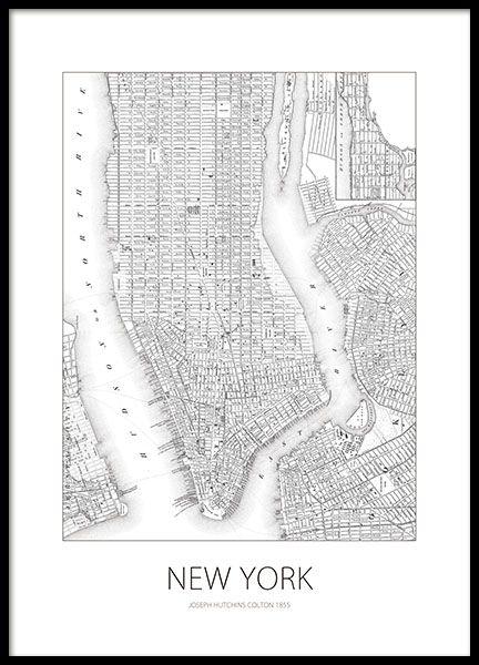Posters prints affischer och planscher från desenio se black and white postersnew york