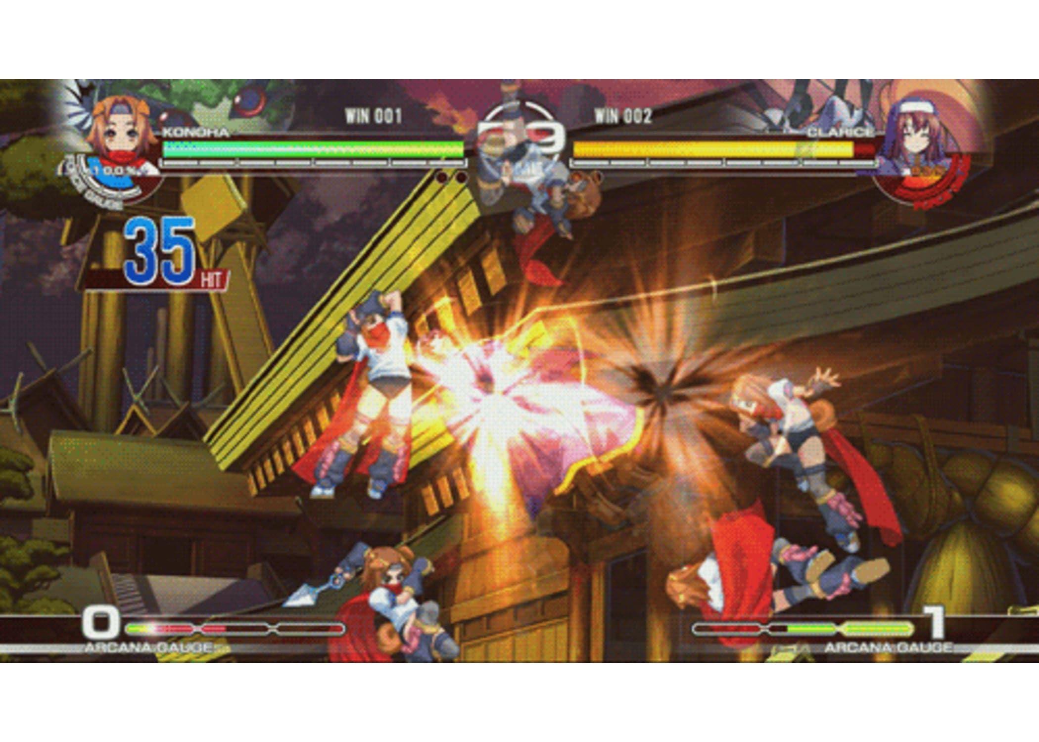Buy arcana heart 3 on xbox 360 game affiliate