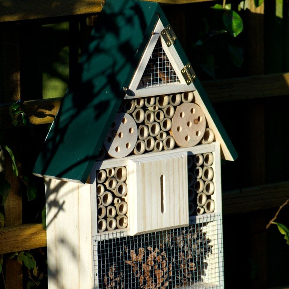 Buy insect hotel delivery by waitrose garden in 2020