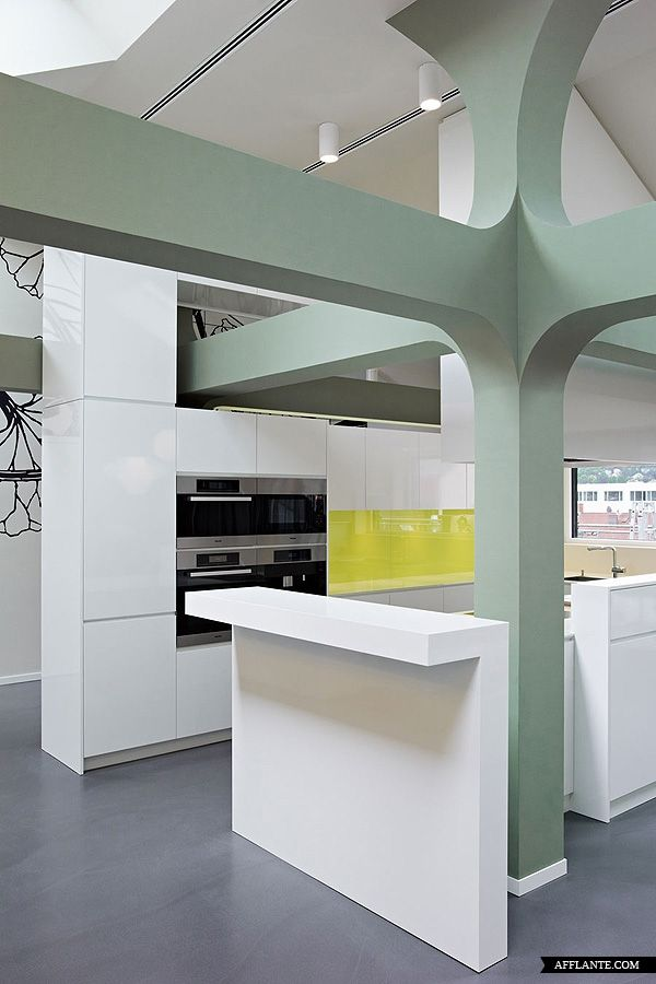 Apartment D // Ippolito Fleitz Group  