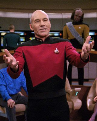 Make It So! A Christmas Song with the Cast of STAR TREK: THE NEXT  GENERATION