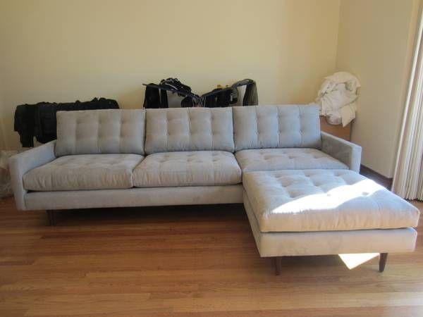 Lovely Sectional - Furniture Envy