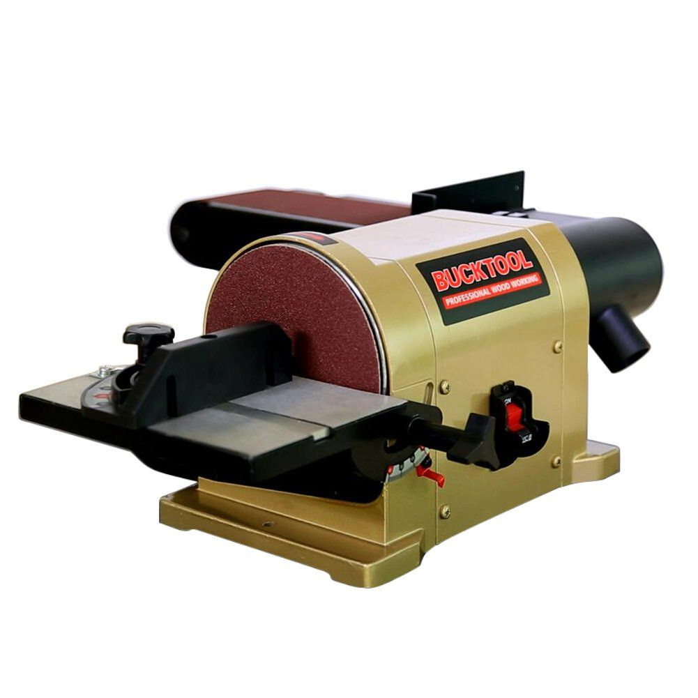 Bucktool 4 X 36 Inch Belt And 6 Inch Disc Sander With Portable Al Base Be Sure To Check Out This Awesome Product This I Best Belt Sander Belt Sander Belt