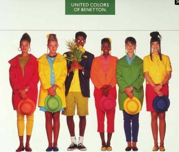 I Still Love This Benetton United Colors Of Benetton Color