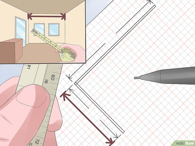 How To Draw A Floor Plan To Scale Drawing House Plans Floor Plan Drawing Interior Floor Plan