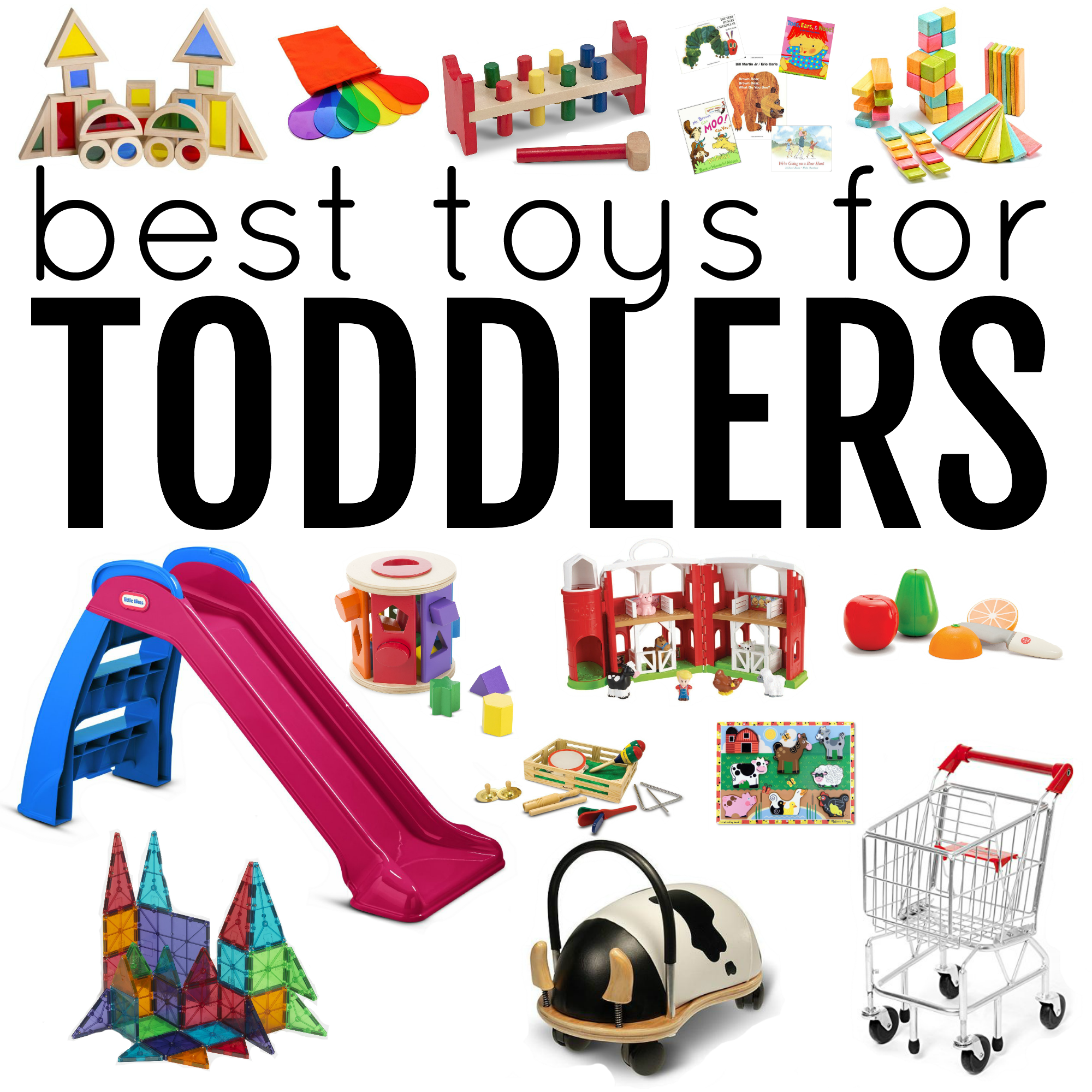 Best Rated Toys For Toddlers