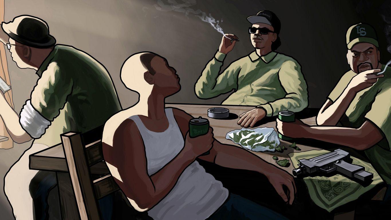 Download Wallpaper X Gta Grand Theft Auto San Andreas