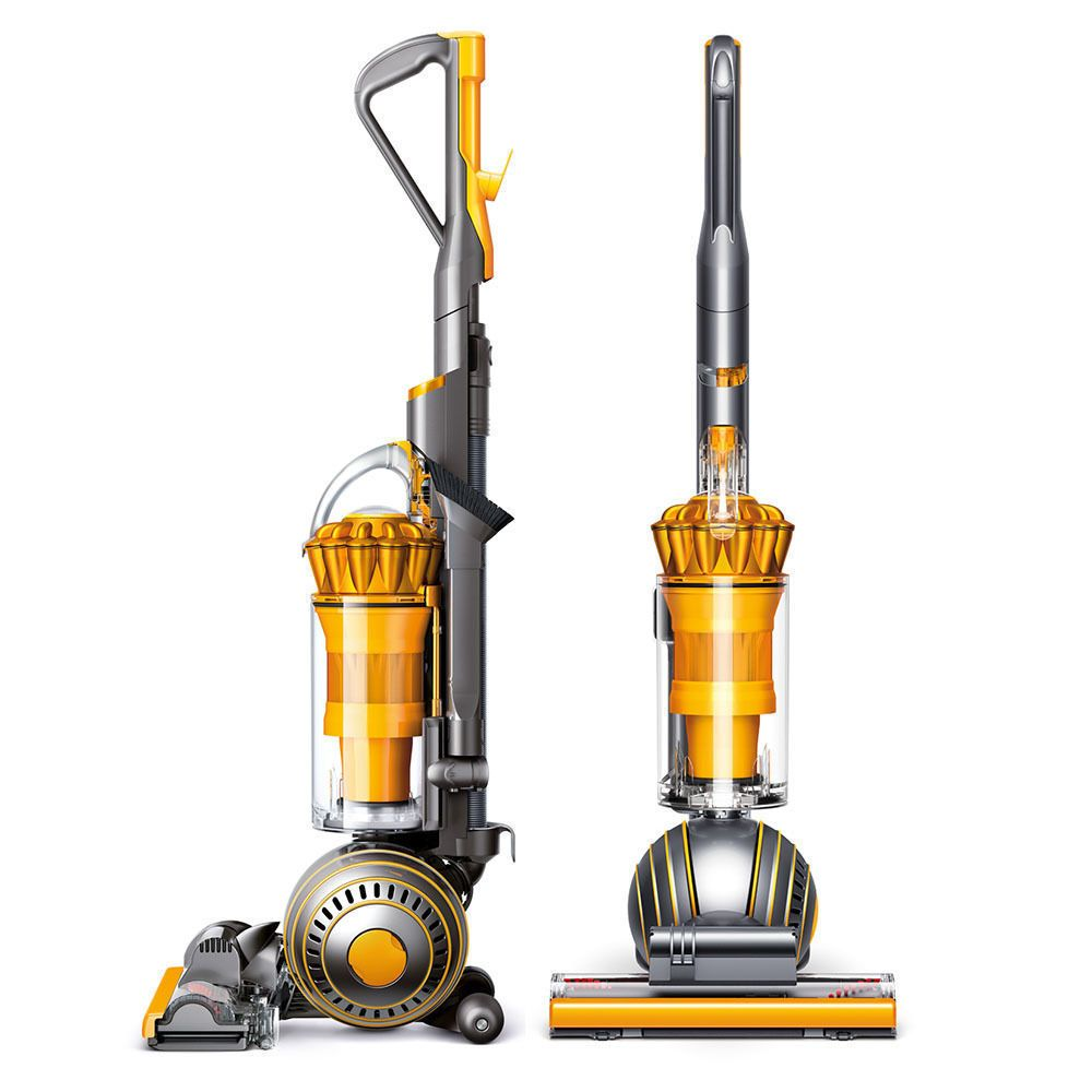 Details About Dyson Ball Multi Floor 2 Upright Vacuum Yellow
