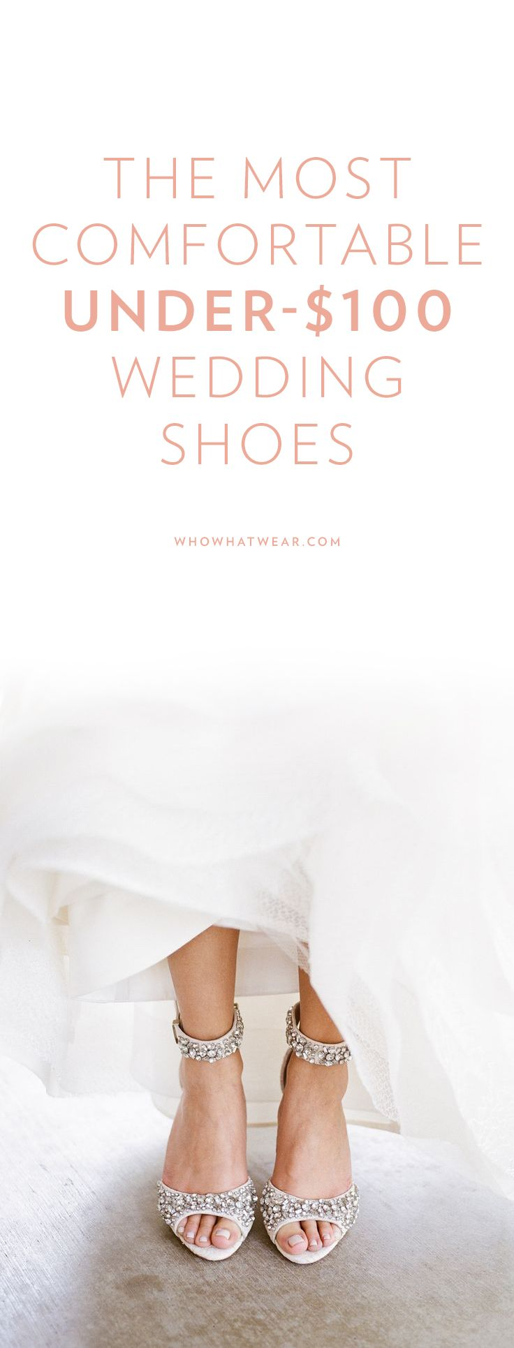 Shop: Comfortable Wedding Shoes