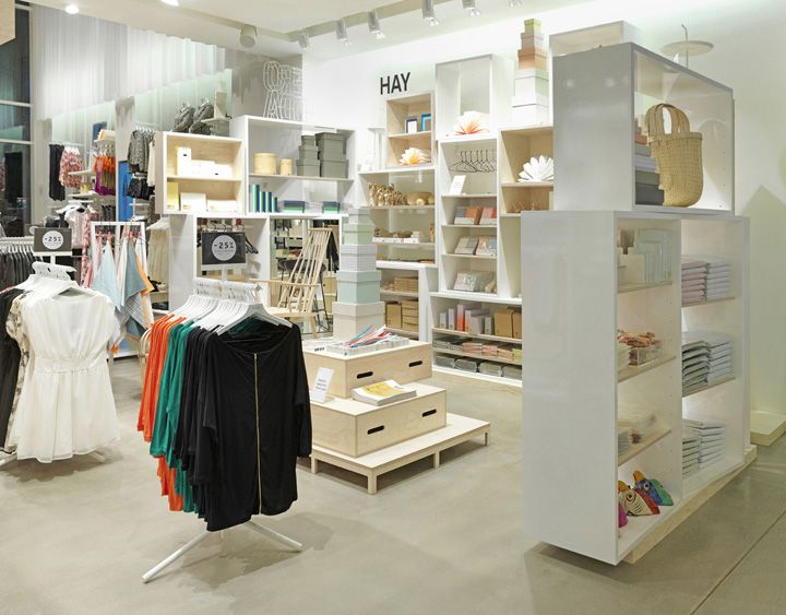 Vero Moda Flagship Store By Riis Retail, Aarhus U2013 Denmark