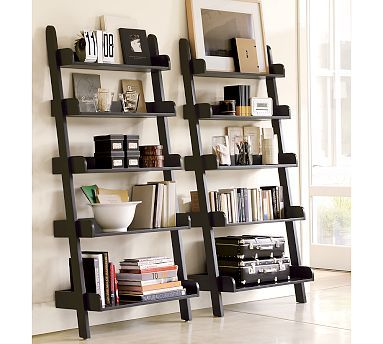 Studio Ladder Shelf Shelves Creative Bookshelves Unique Wall Shelves