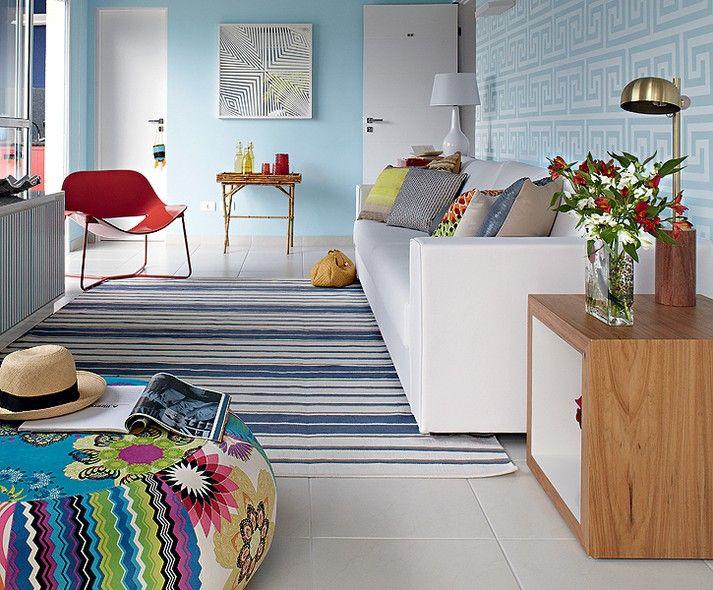 Sala de estar decora o moderna pinterest sala de for Decoracion casa 50m2