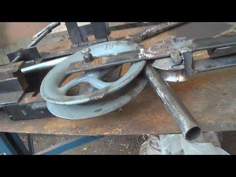 CURVADORA DE TUBOS MANUAL(tube bender) DOBRAS TUBOS 3/4