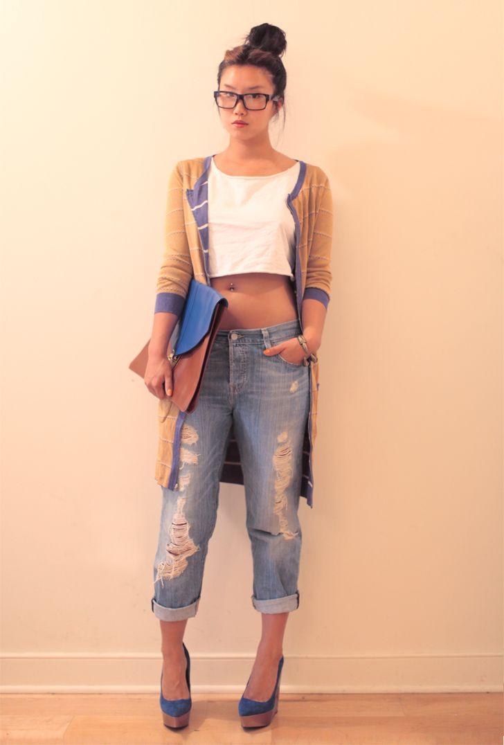 Jinna Yang Look 1