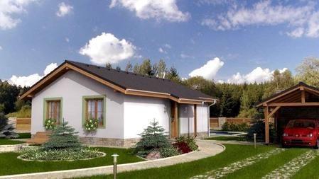 5 schlüsselfertige Fertighäuser bis 100.000 Euro Haus
