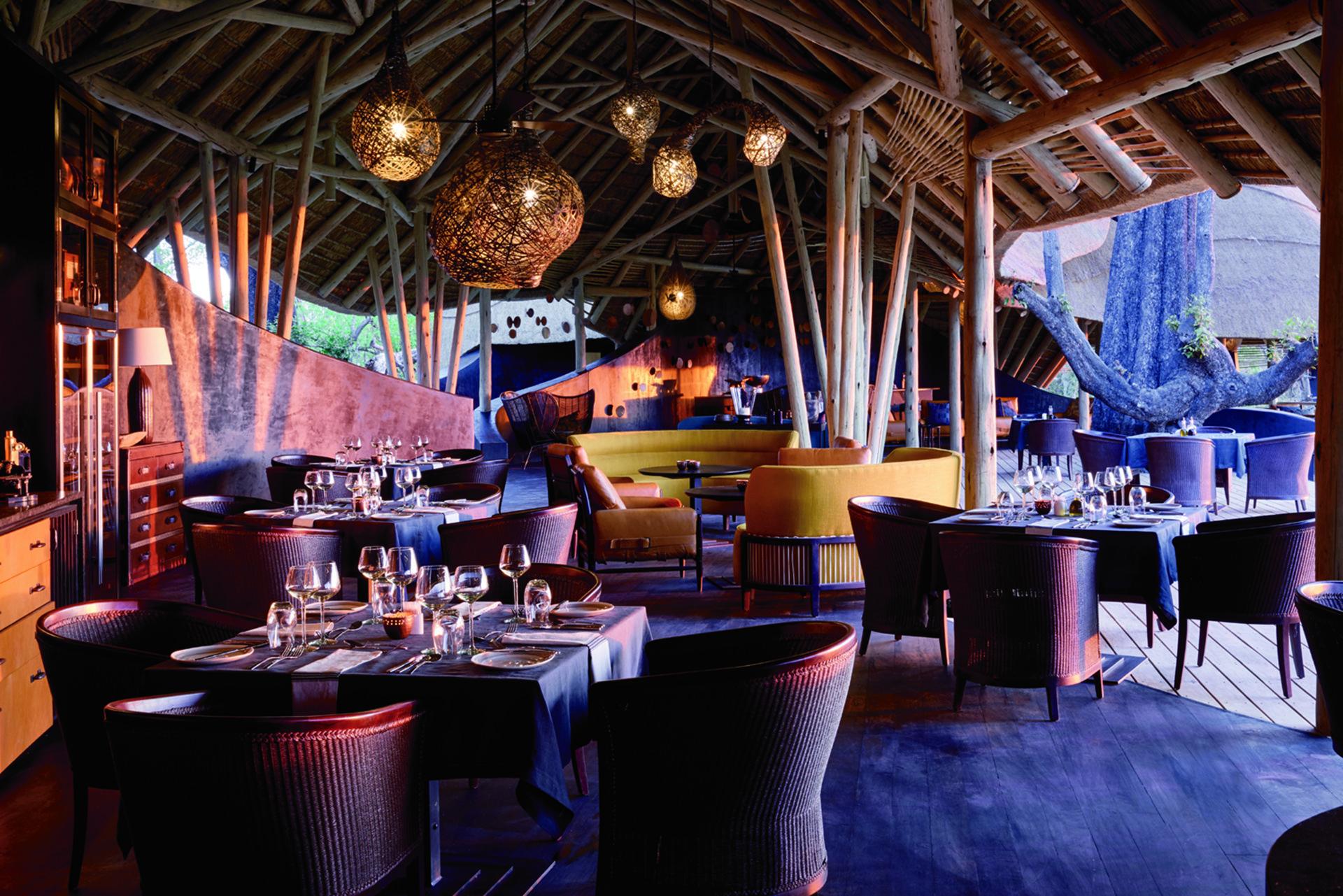 Idea by HBA Resort on Eagle Island, Bostwana | Interior ...