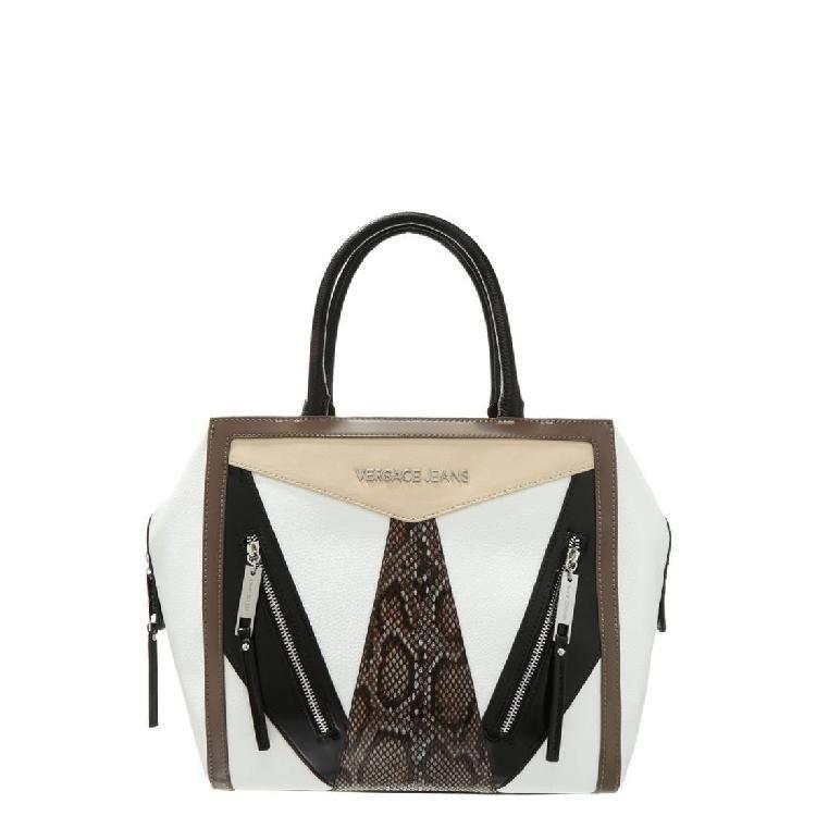 Handtasche - white by Versace Jeans