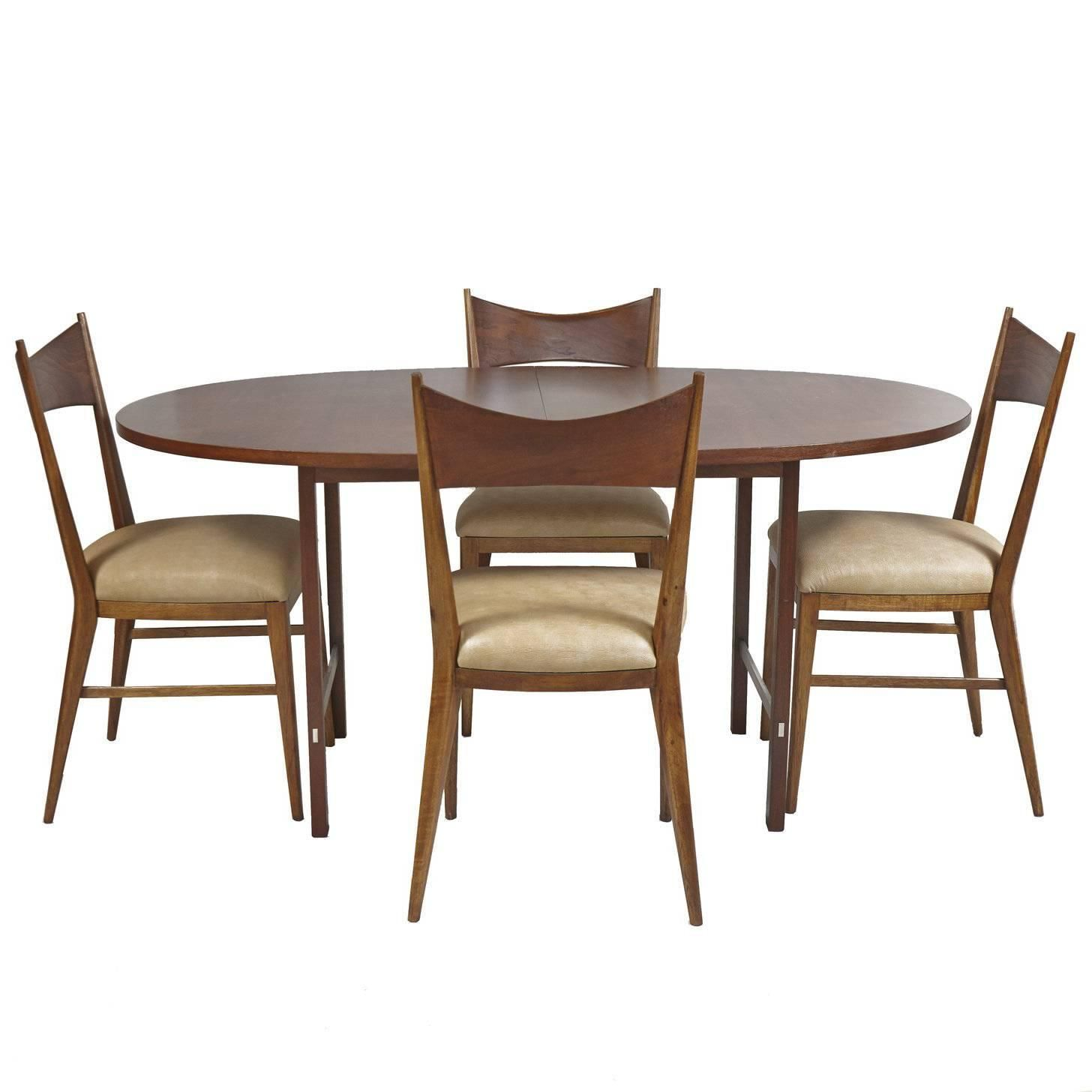 Paul McCobb for Calvin Dining Room Table and Chairs ...
