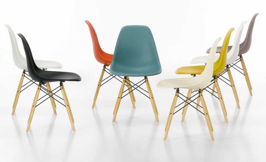 design-chair-by-charles-ray-eames-vitra <3 some day... More about ...