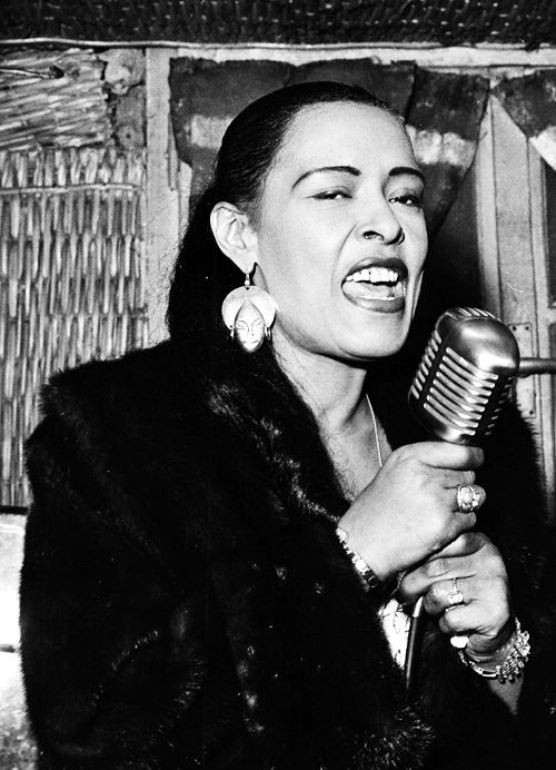 Billie Holiday Performing In Milan 1958 S Billie Holiday Lady Sings The Blues Billie