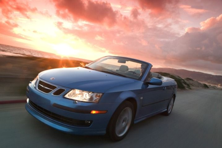 Driving My Sweet Saab 9 3 Aero 20th Anniversary Convertible With The Top Down Makes Me Really Happy Saab 9 3 Convertible Saab 9 3 Aero Saab 9 3