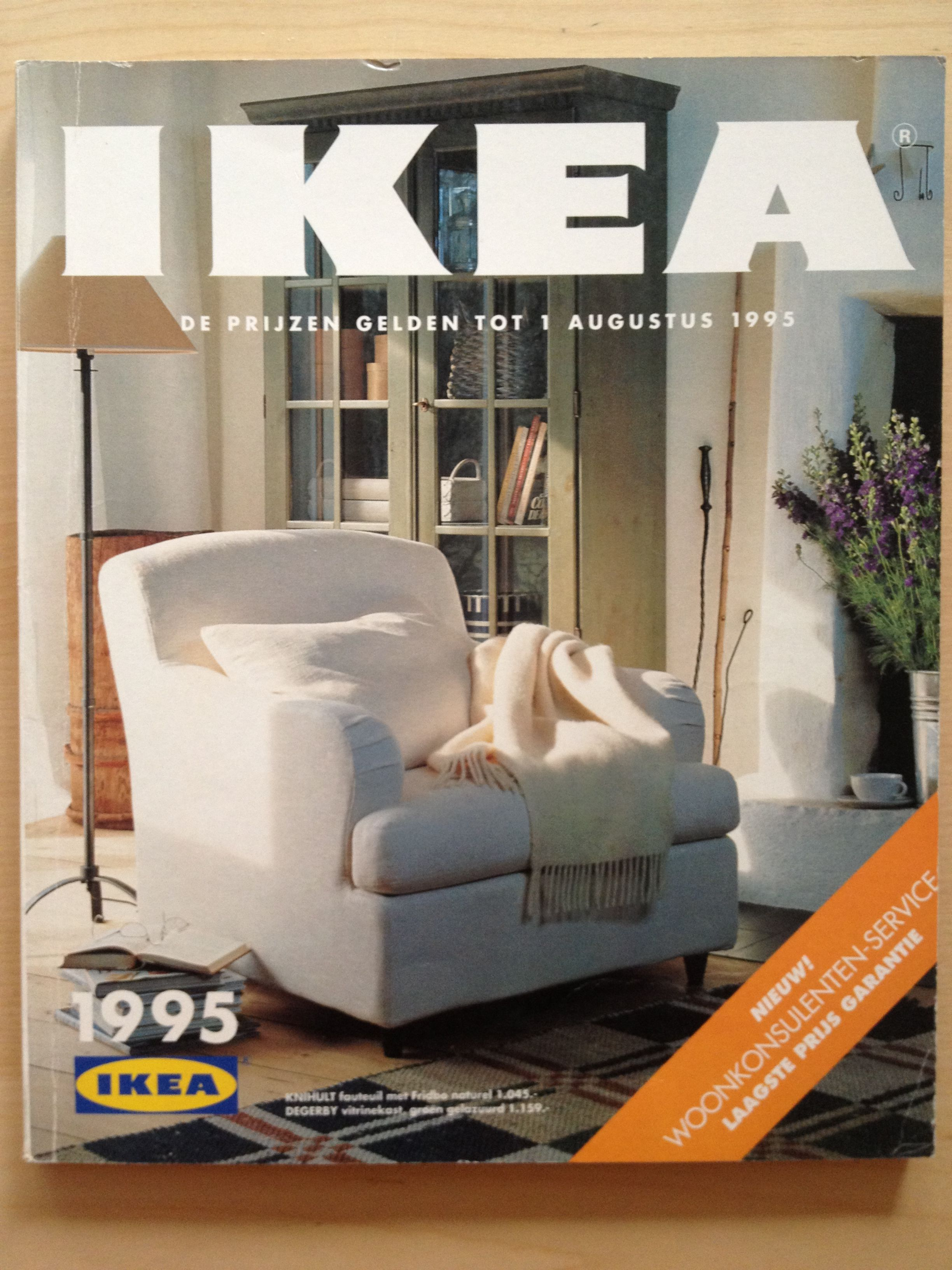 Ikea catalogue 1995 | Politics sem 1 | Catalog cover, Ikea