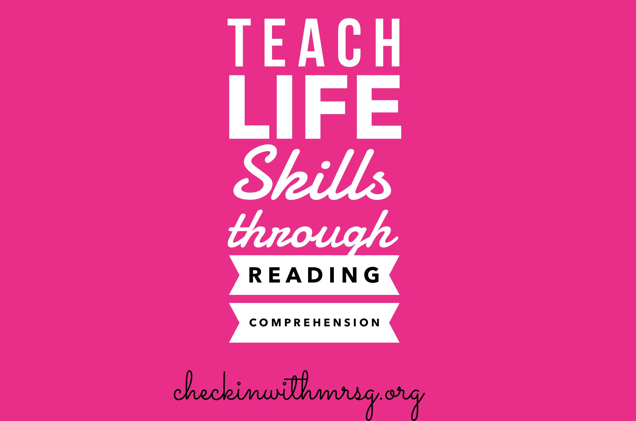 Teach Life Skills Independent Living Skills Worksheets