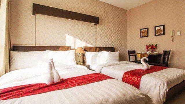 3 Hotels in Ortigas Under P2,000