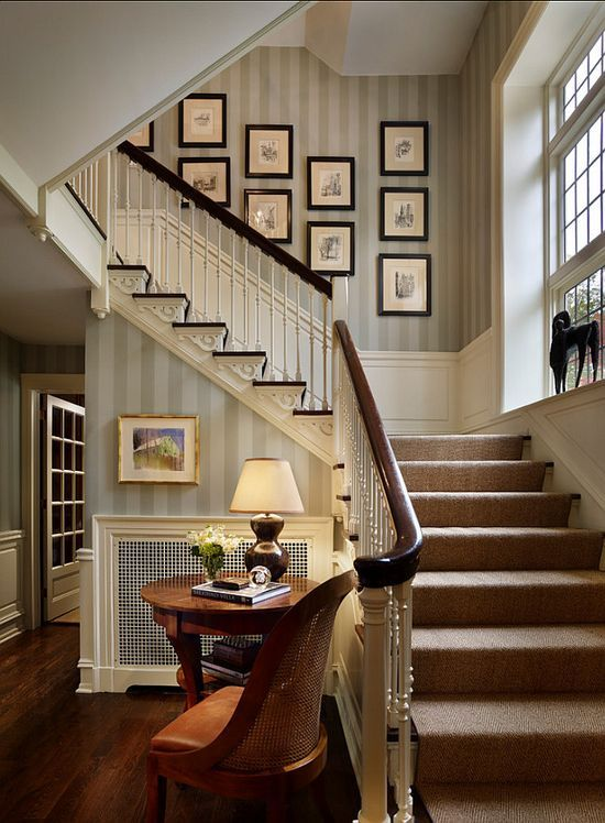 Pin Oleh Amy Horsman Di Floor Designs Ideas Desain Rumah Rumah | Staircase Side Window Designs | Window Furniture | Two Story | Angled Staircase | Bedroom | Corner