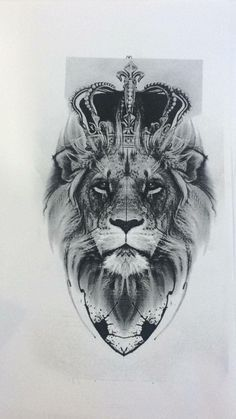 Lion tattoos hold different meanings Lions are known to be proud and courageous