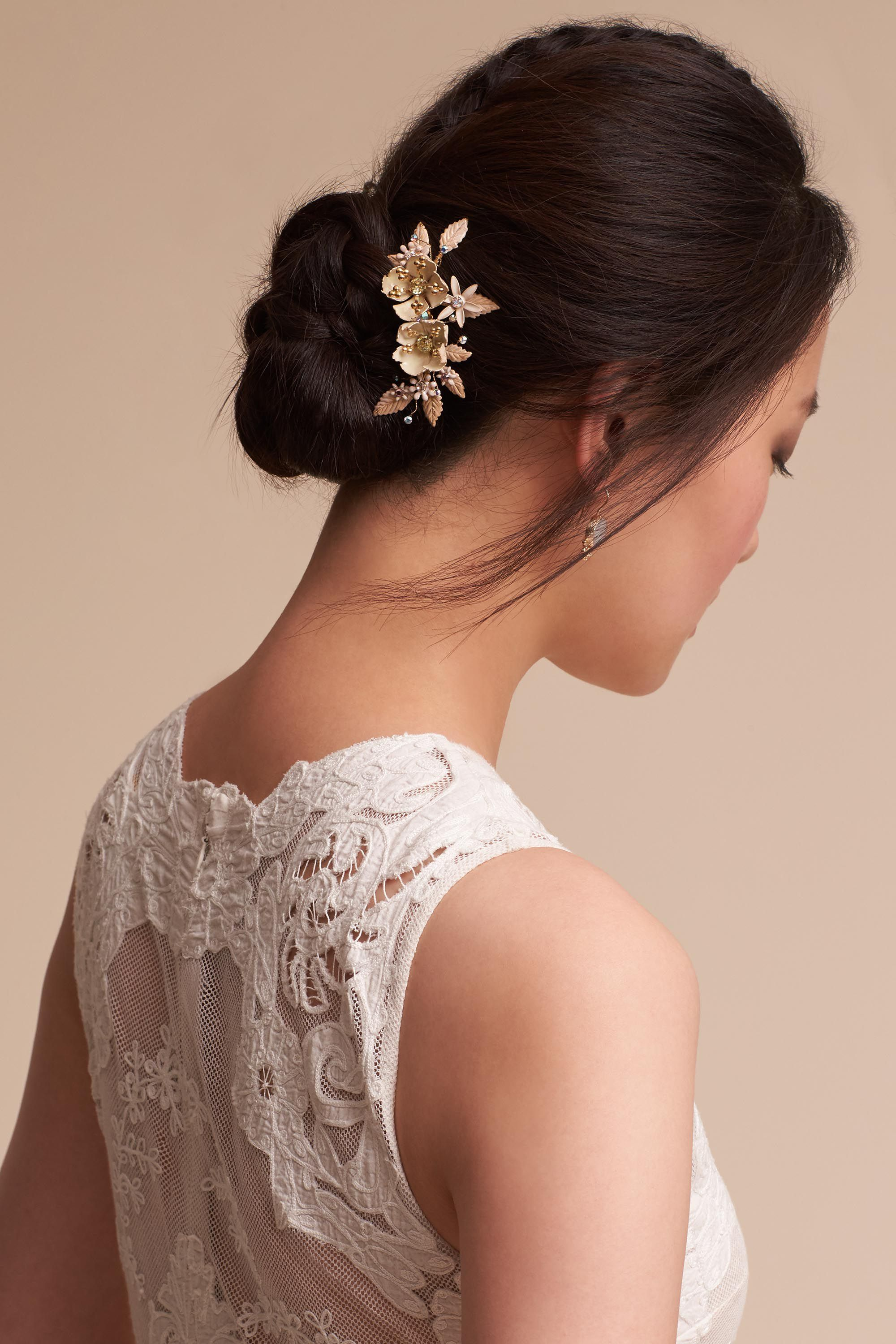 Amica hair comb from bhldn bridal hair piece pinterest hair
