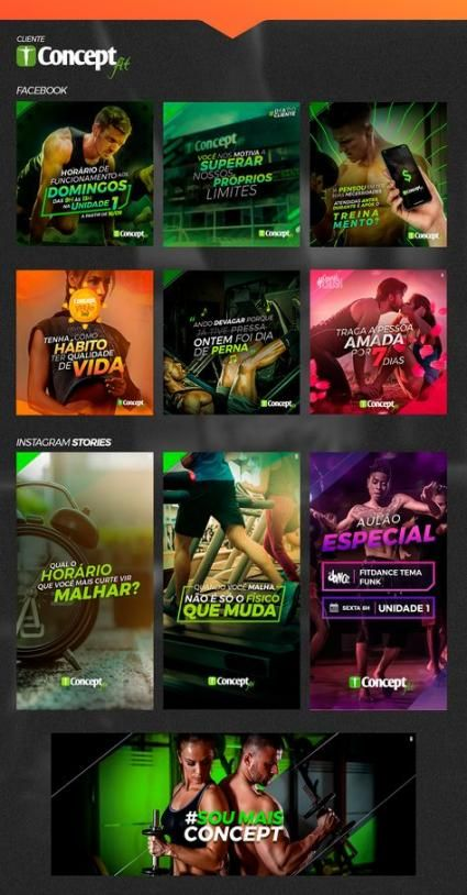 30+ Trendy Fitness Poster Layout #fitness