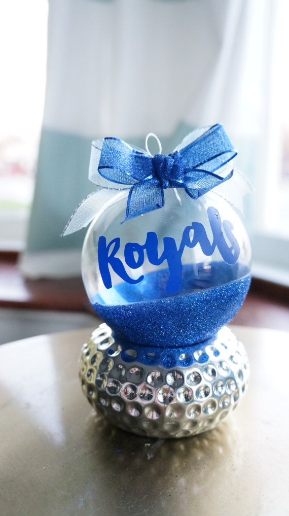 Kansas City Royals Ornament Kansas City Royals by thetullebox ...