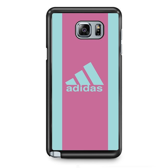 Pink Blue Limited Sport Adidas TATUM-8641 Samsung Phonecase Cover Samsung Galaxy Note 2 Note 3 Note 4 Note 5 Note Edge