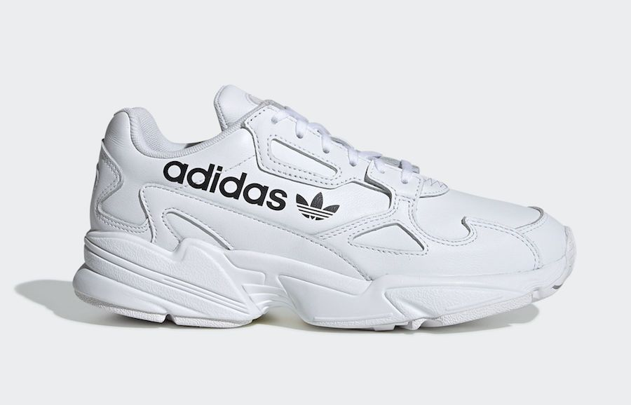 cded824d8 adidas Falcon Big Logo Pack EG7652 Release Date