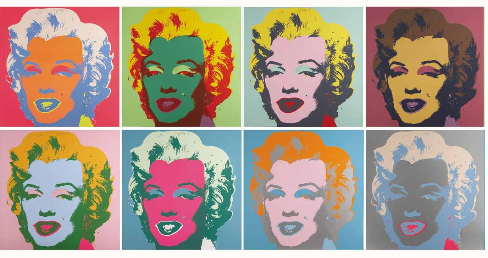 How To Ask Mathematica To Imitate Andy Warhol S Pop Art Painting Pop Art Painting Andy Warhol Pop Art Paintings Pop Art
