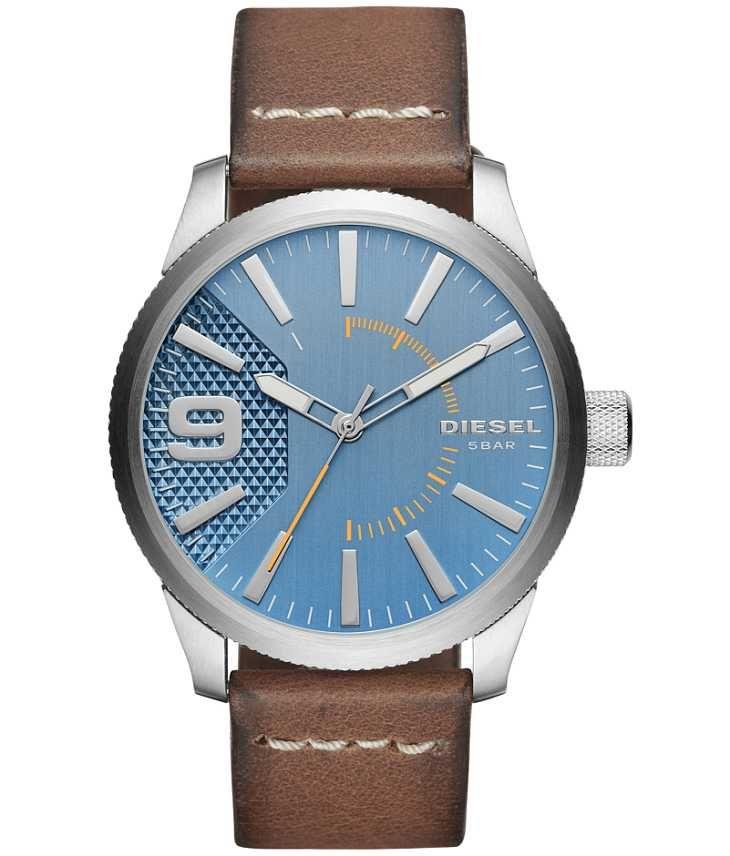 ea4f1ba2d8ce Diesel Rasp Watch - Men s Watches in Brown
