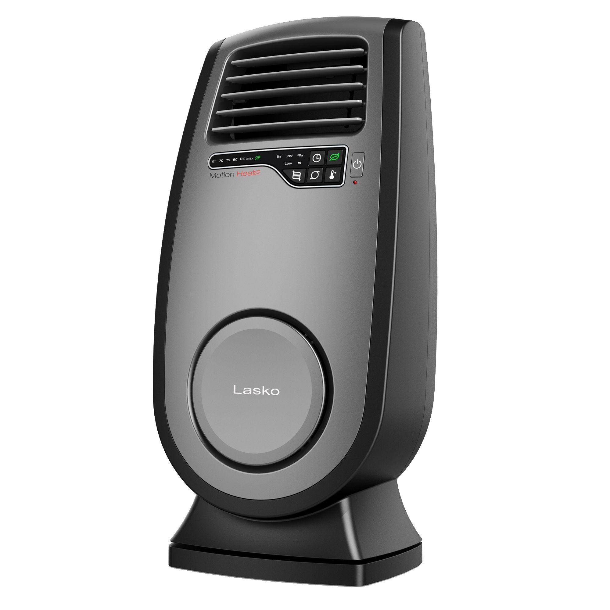 Lasko 3d Motion Heat Ceramic Heater Black Portable Heater Tower Heater Ceramics